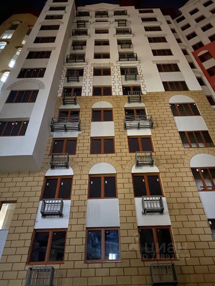 Продажа однокомнатной квартиры поселок Развилка, метро Зябликово, Римский проезд 1, цена 7920000 рублей, 2021 год объявление №637831 на megabaz.ru