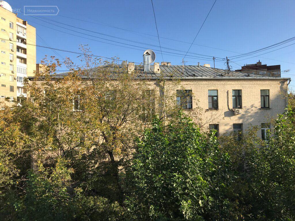 Продажа трёхкомнатной квартиры Москва, метро Баррикадная, Зоологический переулок 4-6, цена 20750000 рублей, 2021 год объявление №703303 на megabaz.ru