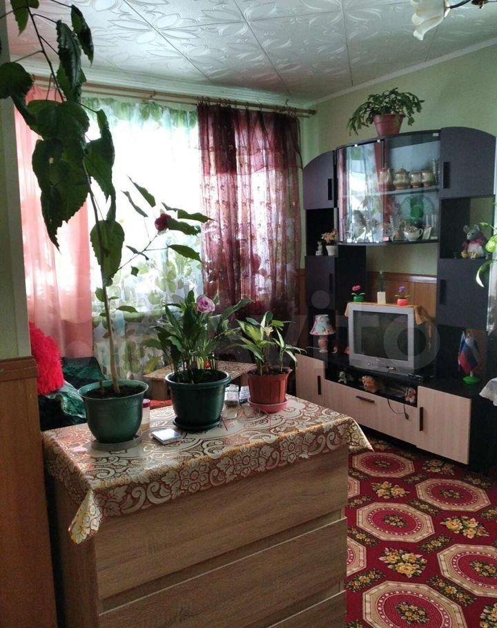 Продажа однокомнатной квартиры рабочий посёлок Рязановский, Комсомольская улица 25, цена 900000 рублей, 2021 год объявление №575866 на megabaz.ru