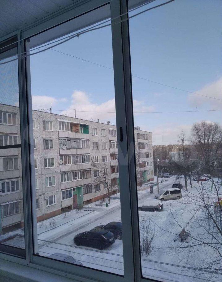 Продажа однокомнатной квартиры деревня Давыдово, Заводская улица 6, цена 1400000 рублей, 2021 год объявление №621776 на megabaz.ru