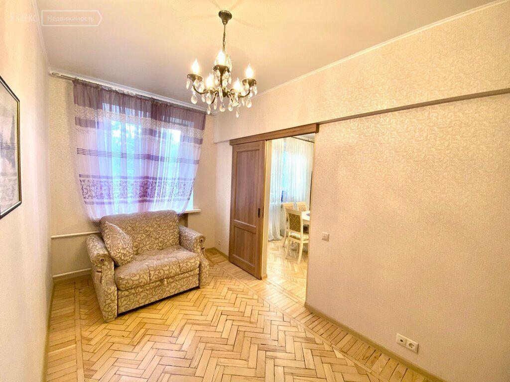 Продажа двухкомнатной квартиры Москва, метро Семеновская, 1-й Кирпичный переулок 14, цена 11500000 рублей, 2021 год объявление №633965 на megabaz.ru