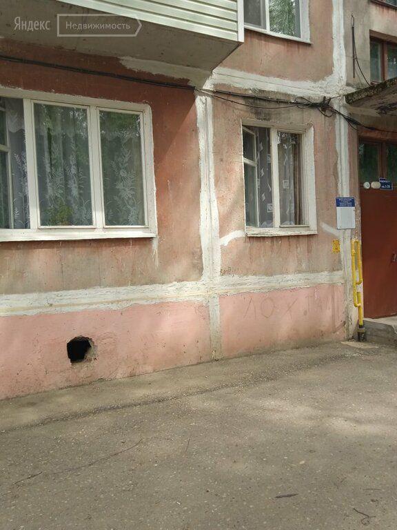 Продажа однокомнатной квартиры рабочий посёлок Сычёво, Нерудная улица 1, цена 1200000 рублей, 2021 год объявление №636552 на megabaz.ru