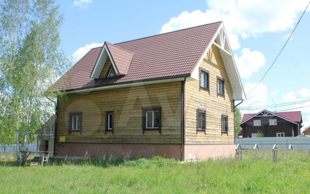 Продажа дома деревня Фенино, цена 4485150 рублей, 2021 год объявление №622508 на megabaz.ru