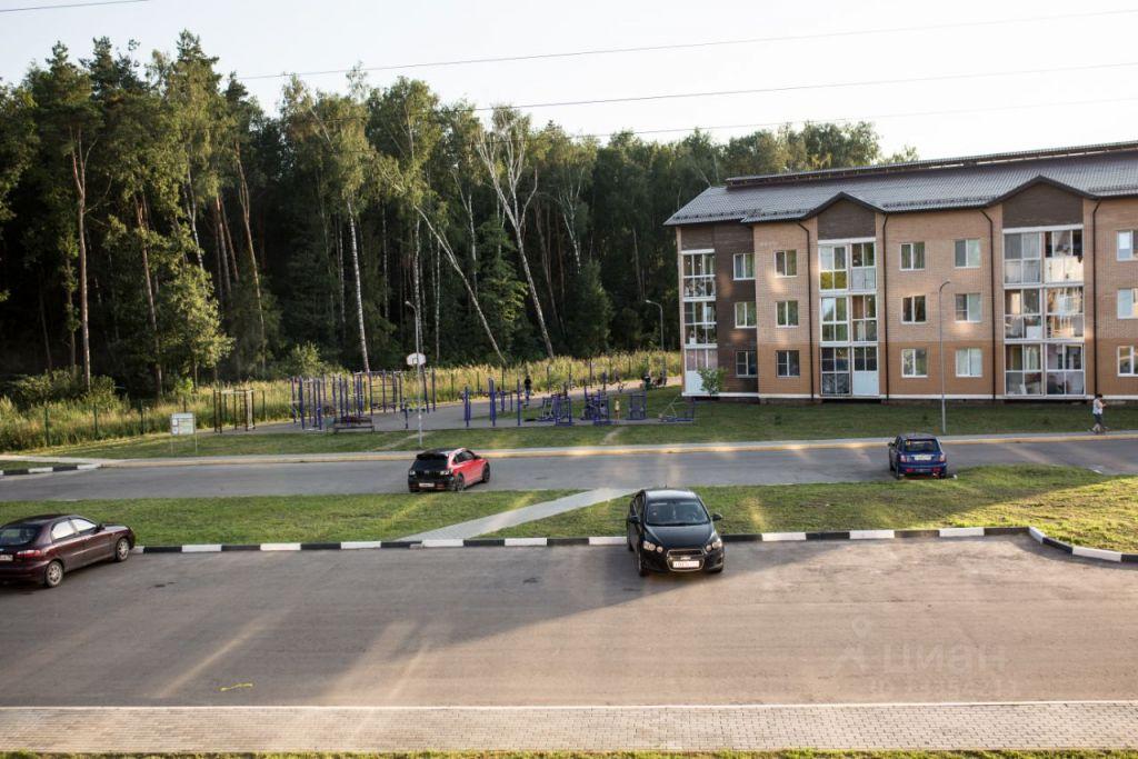 Аренда однокомнатной квартиры деревня Мотяково, цена 17000 рублей, 2021 год объявление №1406495 на megabaz.ru