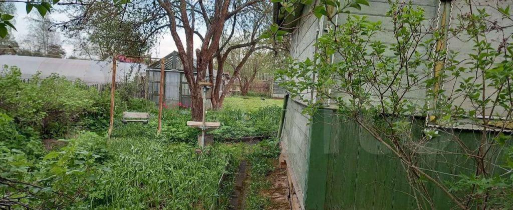 Продажа дома садовое товарищество Мичуринец, 7-я линия, цена 410000 рублей, 2021 год объявление №622341 на megabaz.ru