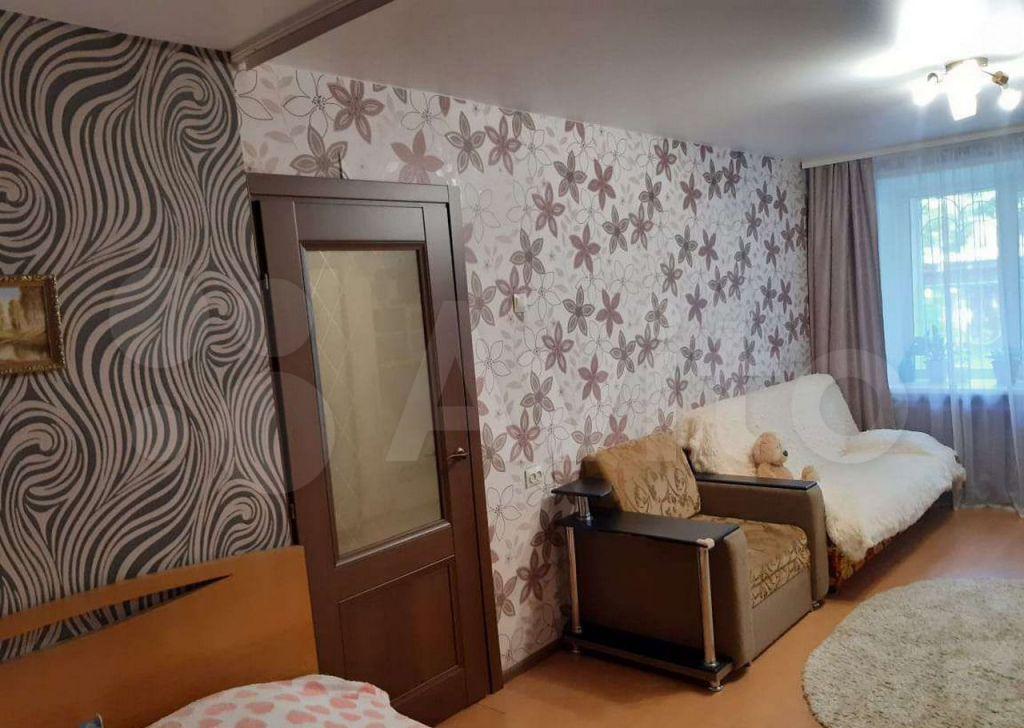 Продажа двухкомнатной квартиры поселок Зеленый, цена 4200000 рублей, 2021 год объявление №652913 на megabaz.ru