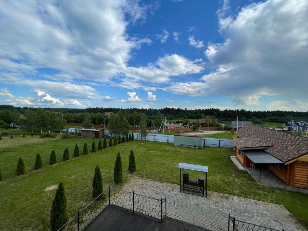 Продажа дома деревня Ивановское, Береговая улица 22, цена 15000000 рублей, 2021 год объявление №623488 на megabaz.ru