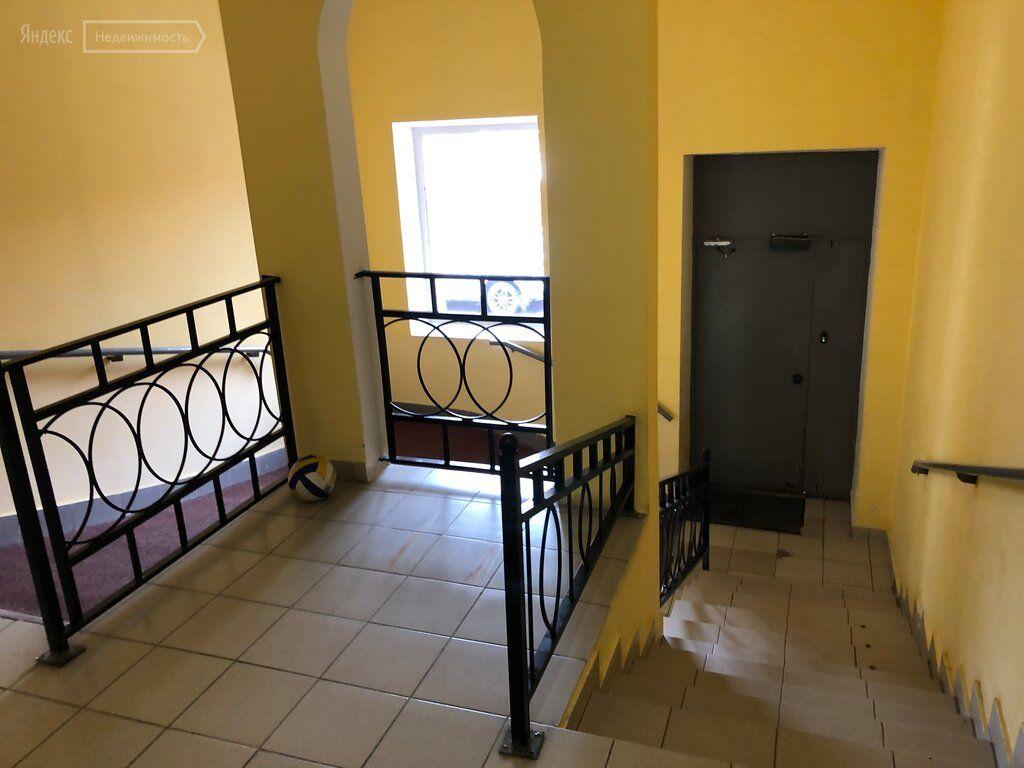 Продажа однокомнатной квартиры село Перхушково, цена 6750000 рублей, 2021 год объявление №637225 на megabaz.ru