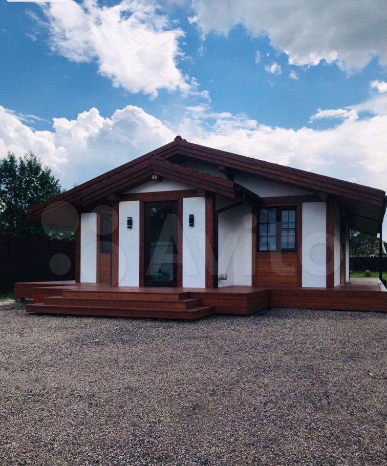 Продажа дома деревня Назарьево, улица Старый Ряд 18, цена 8000000 рублей, 2021 год объявление №652113 на megabaz.ru
