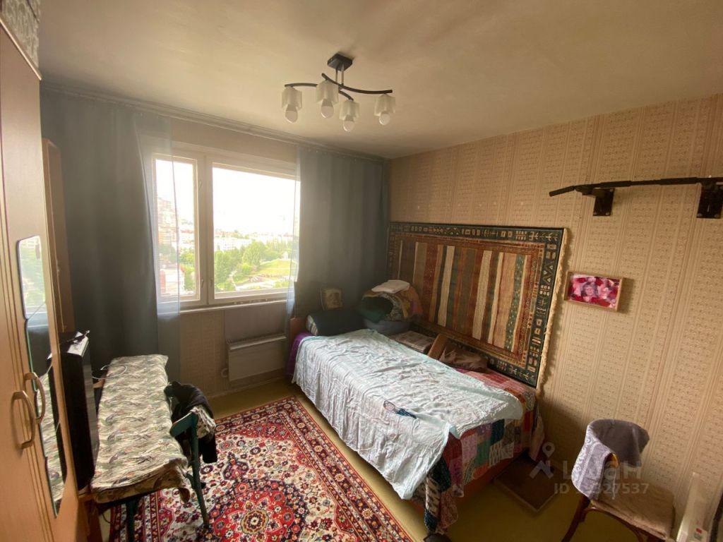Продажа трёхкомнатной квартиры Москва, метро Марьино, Луговой проезд 2, цена 17000000 рублей, 2021 год объявление №635305 на megabaz.ru