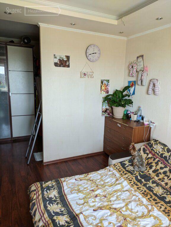 Продажа однокомнатной квартиры поселок ВНИИССОК, Берёзовая улица 11, цена 5700000 рублей, 2021 год объявление №637917 на megabaz.ru