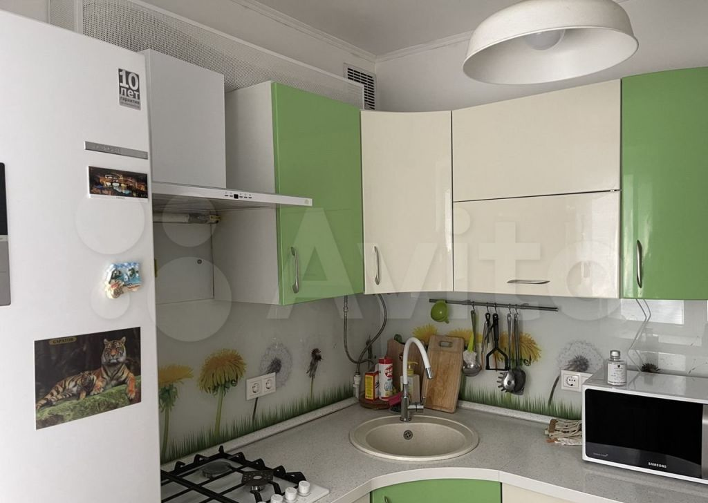 Продажа двухкомнатной квартиры рабочий посёлок Калининец, цена 5500000 рублей, 2021 год объявление №638150 на megabaz.ru