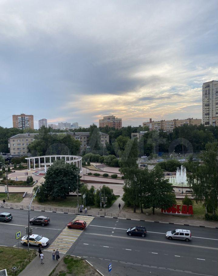Аренда однокомнатной квартиры Пушкино, улица Чехова 1к3, цена 25 рублей, 2021 год объявление №1433386 на megabaz.ru