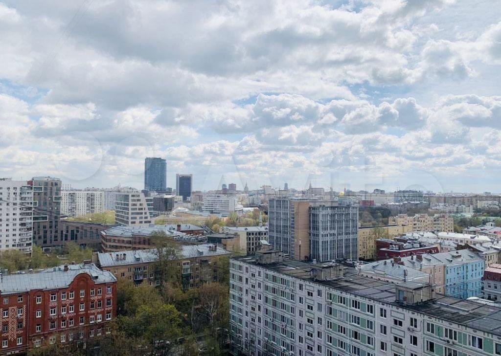 Продажа однокомнатной квартиры Москва, метро Достоевская, Октябрьский переулок 12, цена 10500000 рублей, 2021 год объявление №624652 на megabaz.ru