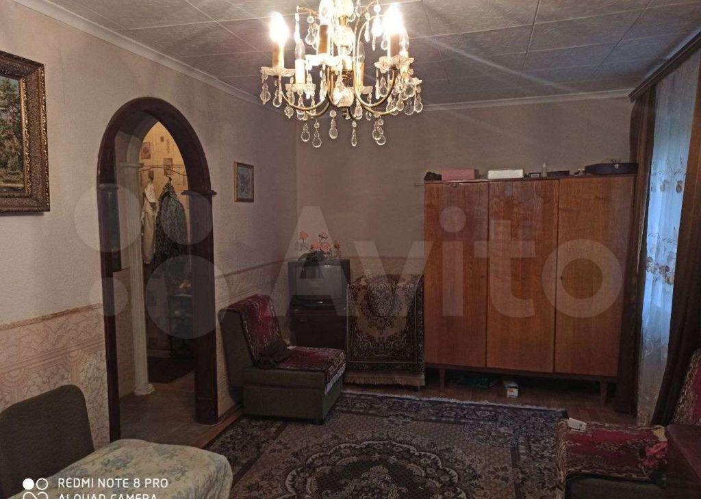 Продажа однокомнатной квартиры Электроугли, Троицкая улица 35, цена 3100000 рублей, 2021 год объявление №654237 на megabaz.ru
