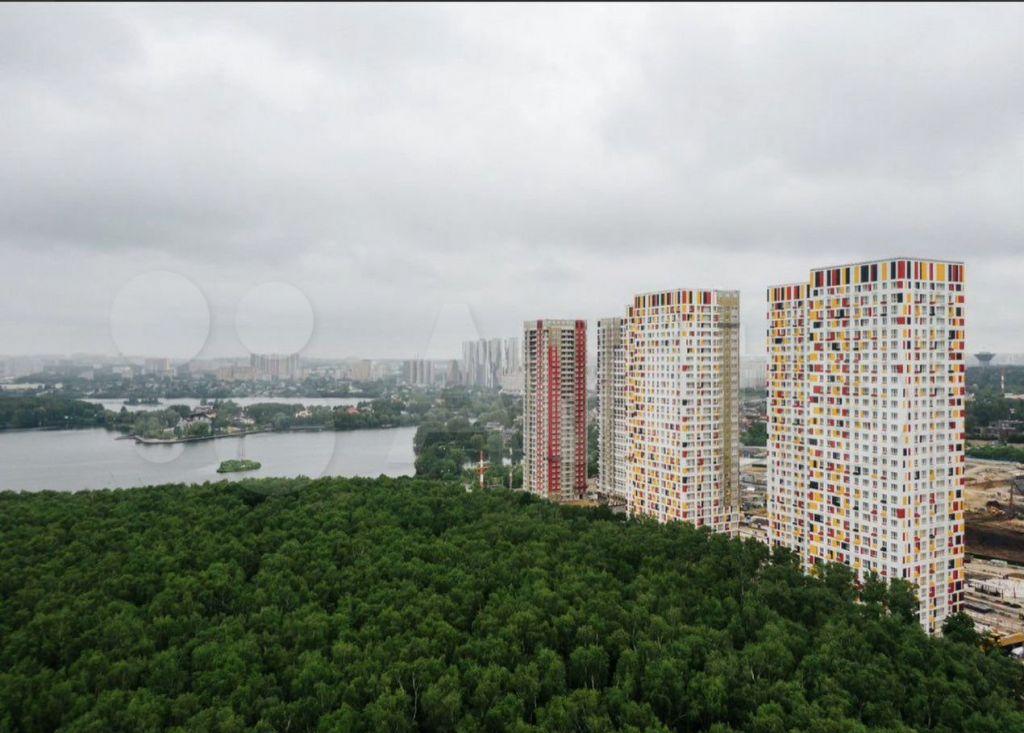Продажа однокомнатной квартиры деревня Одинцово, метро Строгино, цена 7490000 рублей, 2021 год объявление №627914 на megabaz.ru