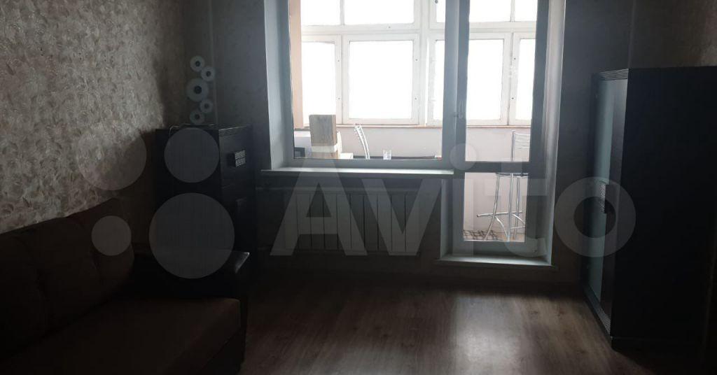 Аренда однокомнатной квартиры Краснознаменск, улица Генерала Шлыкова 12, цена 23000 рублей, 2021 год объявление №1405791 на megabaz.ru