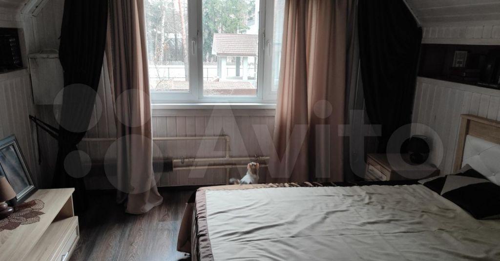 Аренда дома дачный посёлок Кратово, улица Суворова 17А, цена 35000 рублей, 2021 год объявление №1450279 на megabaz.ru