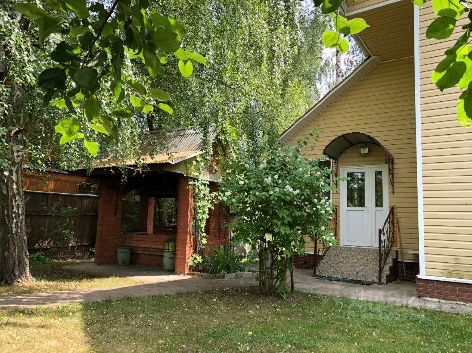 Продажа дома деревня Васькино, метро Аннино, цена 14500000 рублей, 2021 год объявление №631230 на megabaz.ru