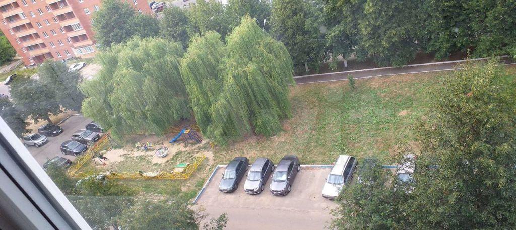 Аренда двухкомнатной квартиры Кашира, улица Ленина 13к2, цена 18500 рублей, 2021 год объявление №1428786 на megabaz.ru