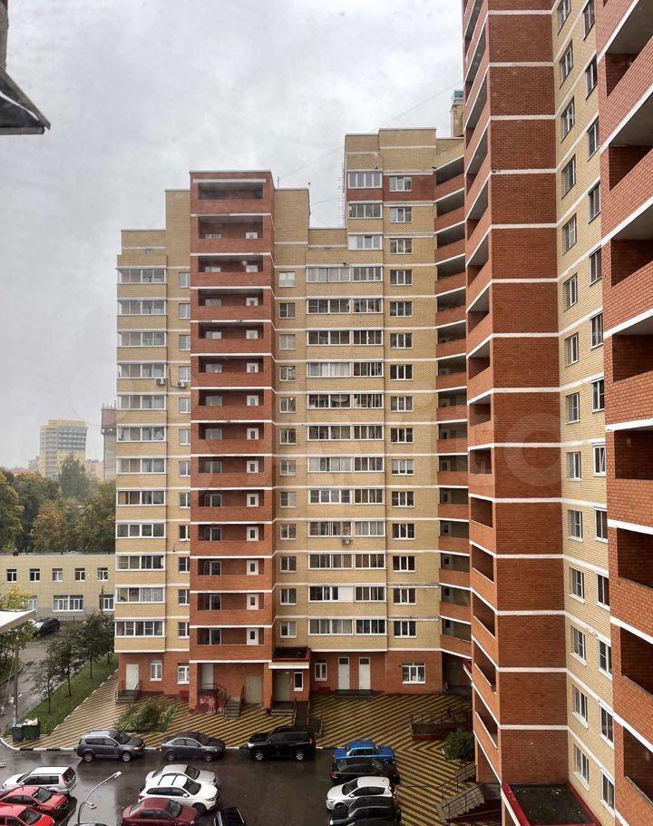 Продажа однокомнатной квартиры Фрязино, улица Горького 3, цена 5500000 рублей, 2021 год объявление №695305 на megabaz.ru