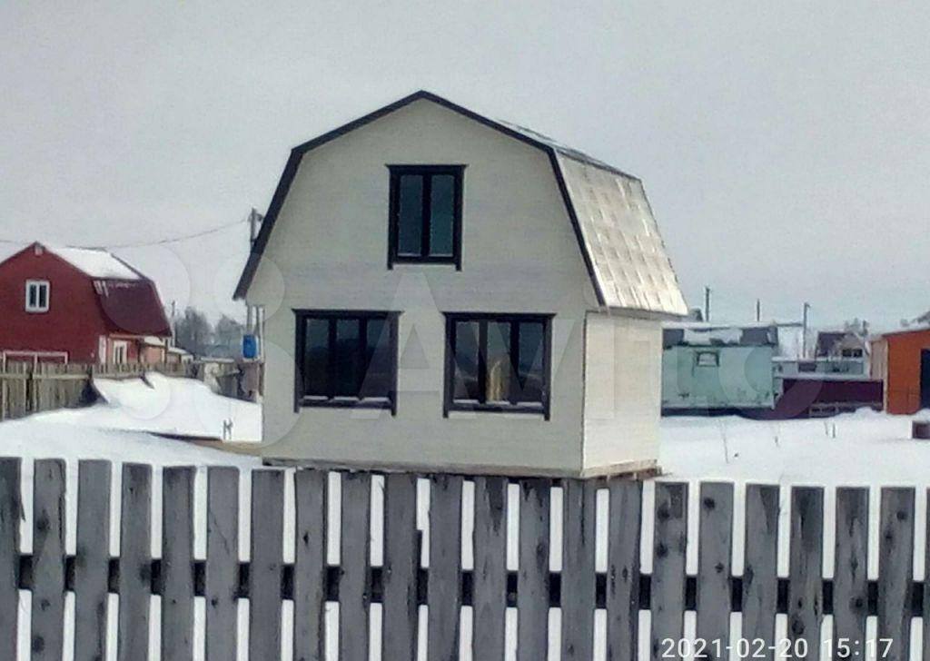 Продажа дома деревня Клементьево, цена 2300000 рублей, 2021 год объявление №610057 на megabaz.ru