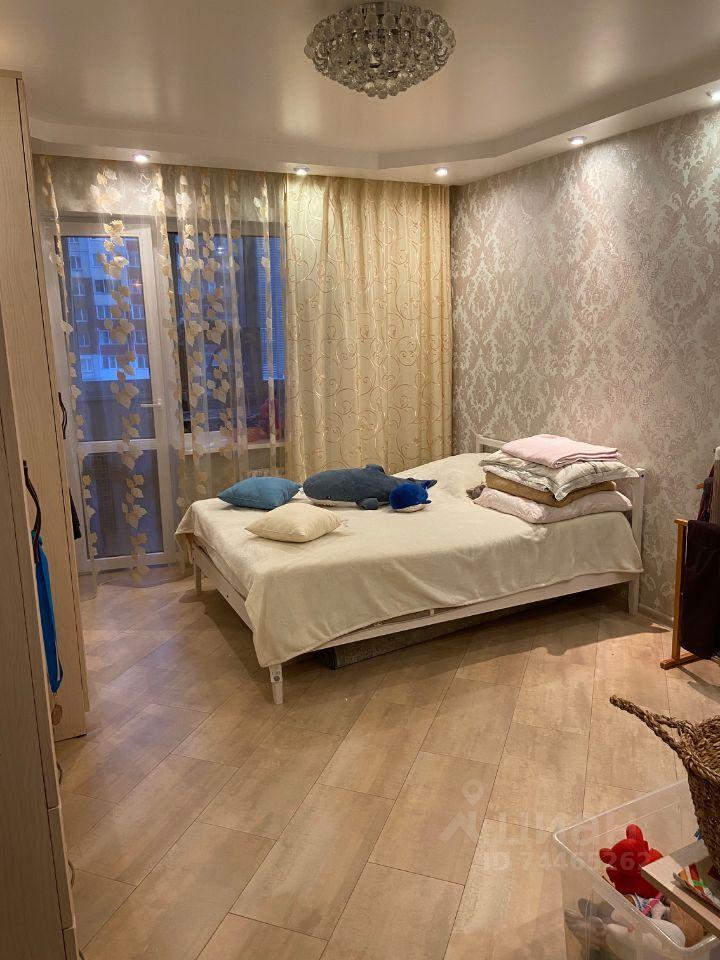 Продажа однокомнатной квартиры поселок ВНИИССОК, улица Дружбы 9, цена 6850000 рублей, 2021 год объявление №634355 на megabaz.ru