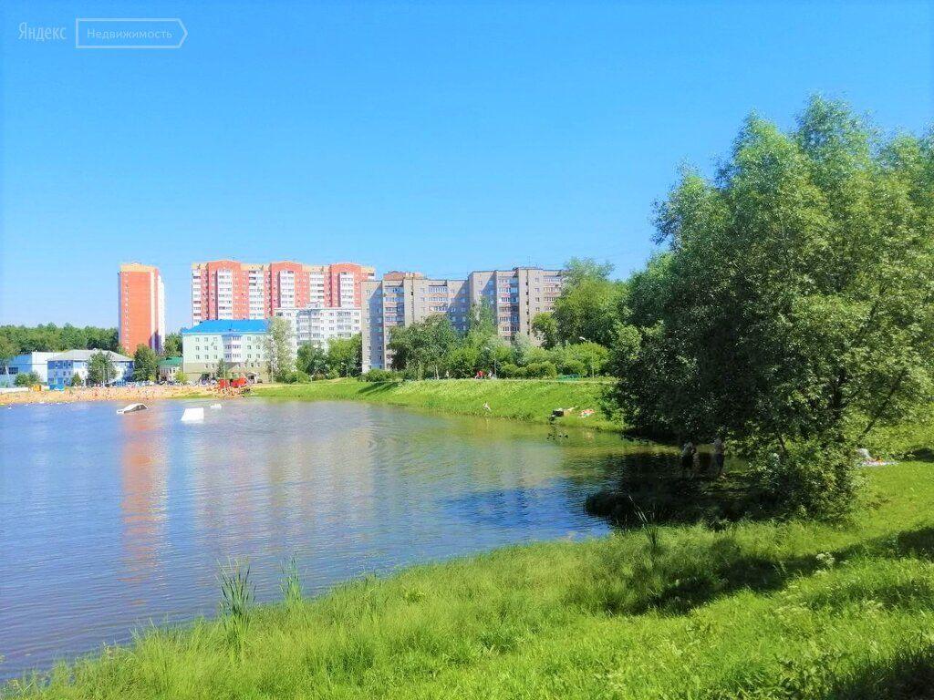 Продажа однокомнатной квартиры Дмитров, 2-я Инженерная улица 1Б, цена 3200000 рублей, 2021 год объявление №639182 на megabaz.ru