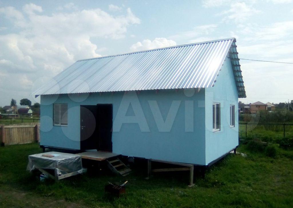 Продажа дома деревня Губино, цена 1500000 рублей, 2021 год объявление №625275 на megabaz.ru