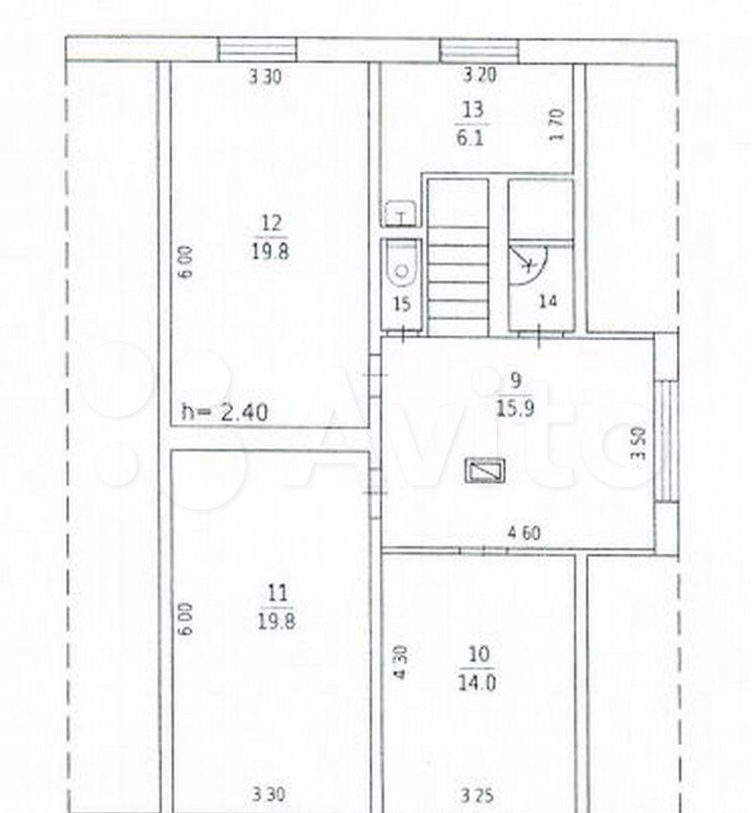 Продажа дома деревня Стулово, Полевая улица 14, цена 8500000 рублей, 2021 год объявление №638819 на megabaz.ru