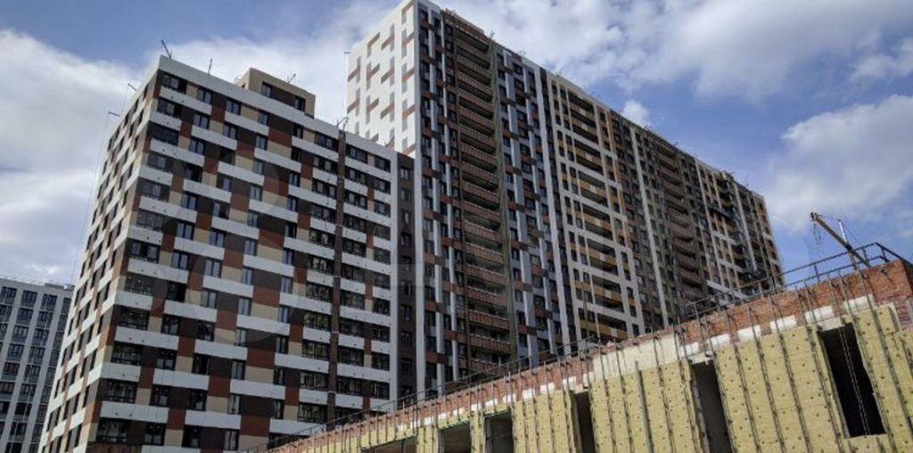 Продажа студии рабочий поселок Новоивановское, бульвар Эйнштейна 3, цена 4800000 рублей, 2021 год объявление №616225 на megabaz.ru