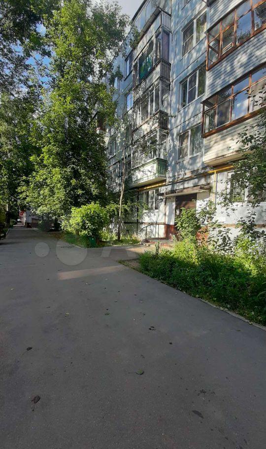 Продажа двухкомнатной квартиры Наро-Фоминск, улица Шибанкова 47, цена 5250000 рублей, 2021 год объявление №655731 на megabaz.ru
