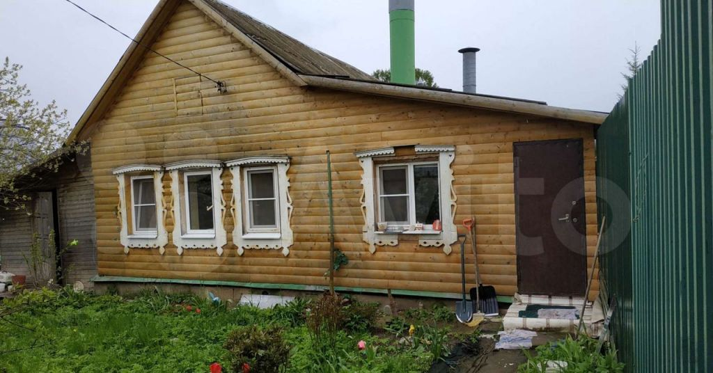 Продажа дома деревня Покровка, цена 1950000 рублей, 2021 год объявление №611284 на megabaz.ru
