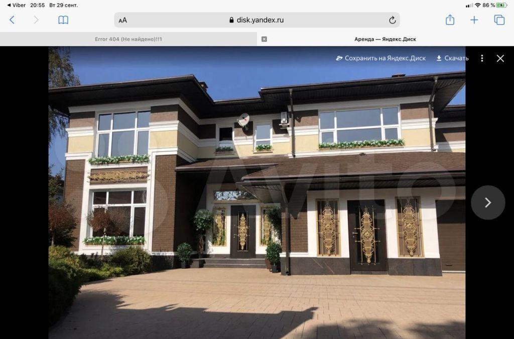 Аренда дома село Троицкое, Клязьминский переулок, цена 450000 рублей, 2021 год объявление №1348384 на megabaz.ru