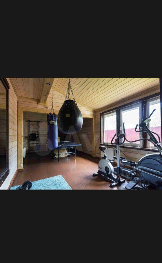 Продажа дома деревня Старая Руза, Лесная улица 4, цена 38000000 рублей, 2021 год объявление №628453 на megabaz.ru