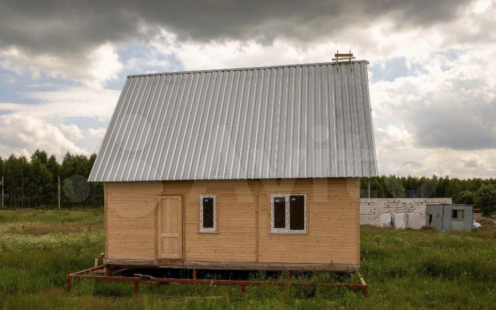 Продажа дома деревня Большое Петровское, цена 2300000 рублей, 2021 год объявление №644160 на megabaz.ru