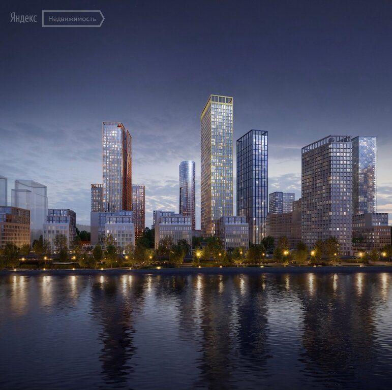 Продажа двухкомнатной квартиры Москва, метро Полежаевская, цена 28000000 рублей, 2021 год объявление №672346 на megabaz.ru