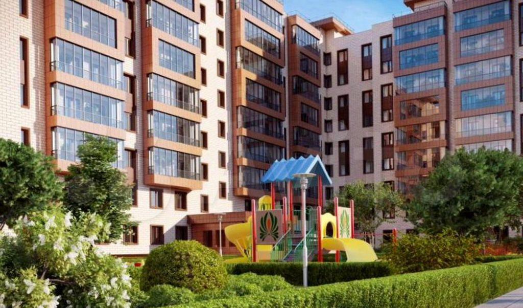 Продажа двухкомнатной квартиры деревня Пирогово, цена 4340000 рублей, 2021 год объявление №627195 на megabaz.ru