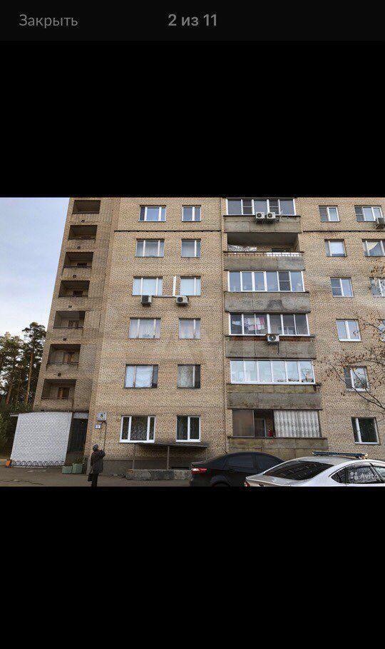 Продажа однокомнатной квартиры деревня Одинцово, цена 4700000 рублей, 2021 год объявление №556645 на megabaz.ru