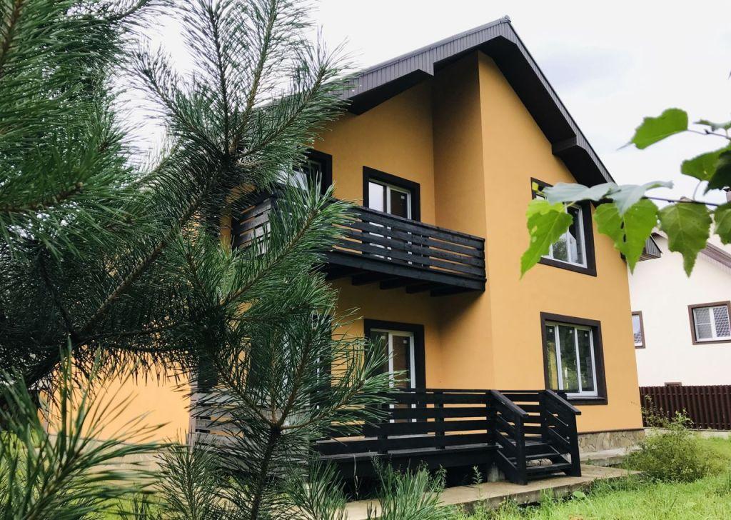 Продажа дома деревня Кабаново, Буковая аллея 34, цена 10062000 рублей, 2020 год объявление №480311 на megabaz.ru