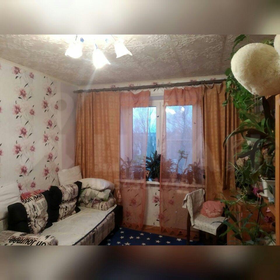 Продажа двухкомнатной квартиры Воскресенск, Западная улица 9, цена 2700000 рублей, 2020 год объявление №447373 на megabaz.ru