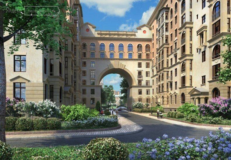 Продажа однокомнатной квартиры село Лайково, цена 3199000 рублей, 2020 год объявление №442865 на megabaz.ru