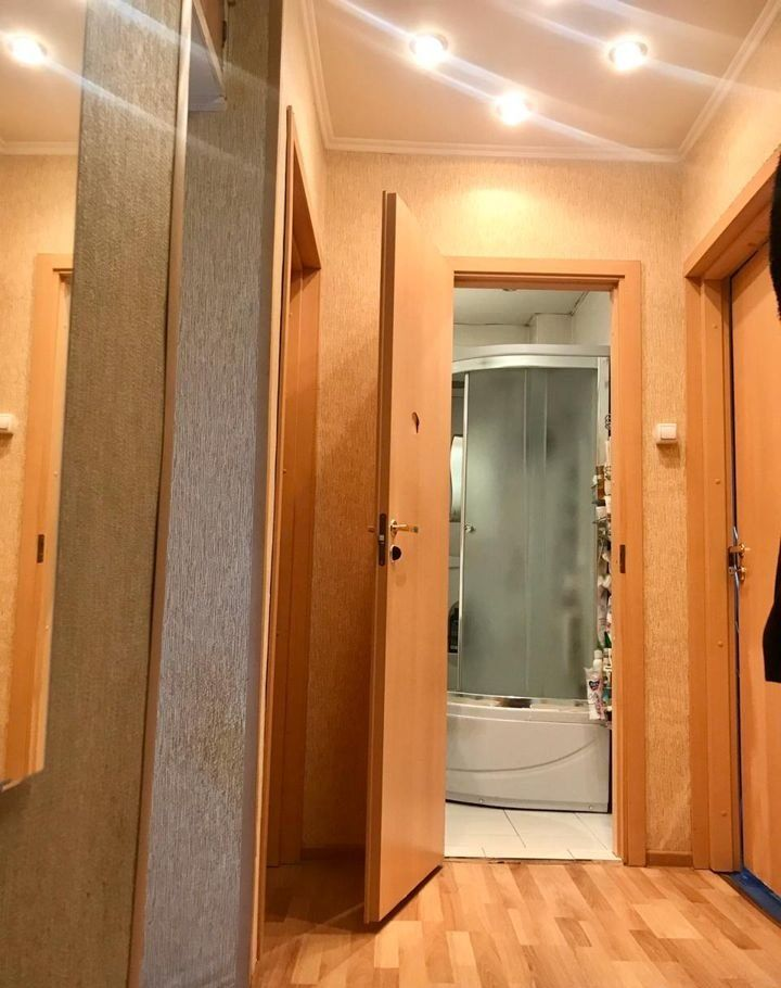 Продажа двухкомнатной квартиры Москва, метро Красные ворота, Новая Басманная улица 4-6с3, цена 13700000 рублей, 2020 год объявление №426405 на megabaz.ru