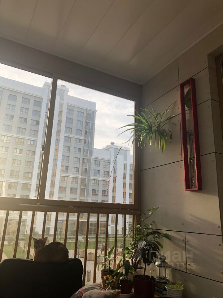 Продажа трёхкомнатной квартиры Москва, метро Ботанический сад, Лазоревый проезд 3, цена 32490000 рублей, 2021 год объявление №653590 на megabaz.ru
