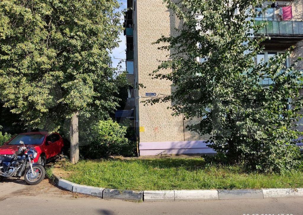 Продажа однокомнатной квартиры Бронницы, улица Пущина 30, цена 2800000 рублей, 2021 год объявление №659699 на megabaz.ru