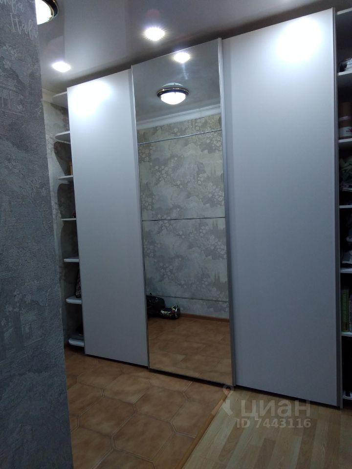 Продажа трёхкомнатной квартиры поселок Володарского, цена 7050000 рублей, 2021 год объявление №651818 на megabaz.ru