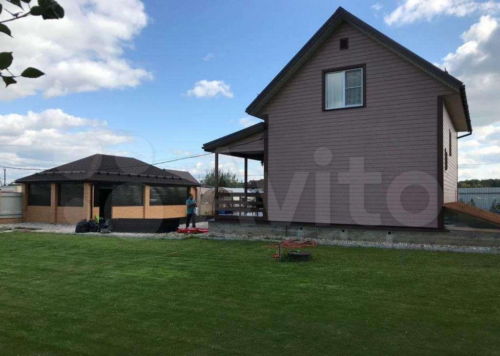 Продажа дома село Заворово, цена 5500000 рублей, 2021 год объявление №627757 на megabaz.ru
