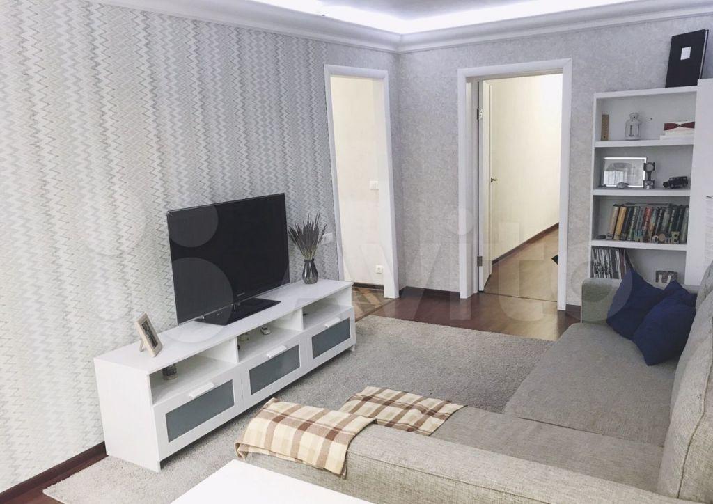 Продажа двухкомнатной квартиры деревня Оболдино, Лесная улица 2, цена 3950000 рублей, 2021 год объявление №640393 на megabaz.ru
