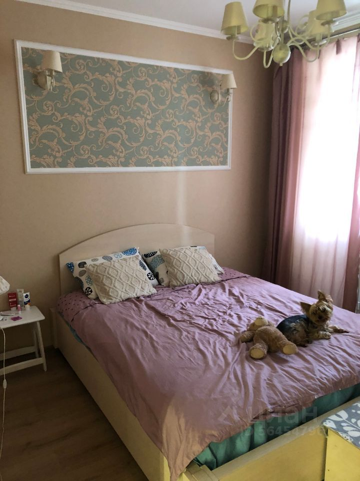 Продажа однокомнатной квартиры деревня Сапроново, метро Кантемировская, цена 6800000 рублей, 2021 год объявление №629553 на megabaz.ru