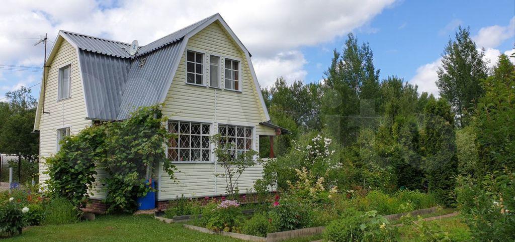 Продажа дома садовое товарищество Ивушка, цена 1800000 рублей, 2021 год объявление №614676 на megabaz.ru